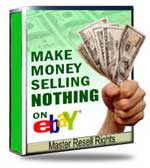 Thumbnail Make Money selling nothing on Ebay